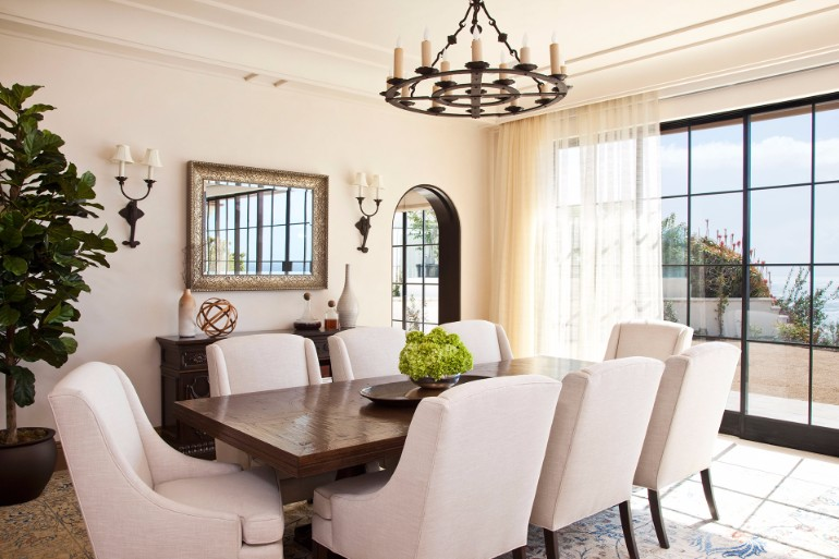 20 Light-Filled Dining Room Designs To Inspire Yourself 11