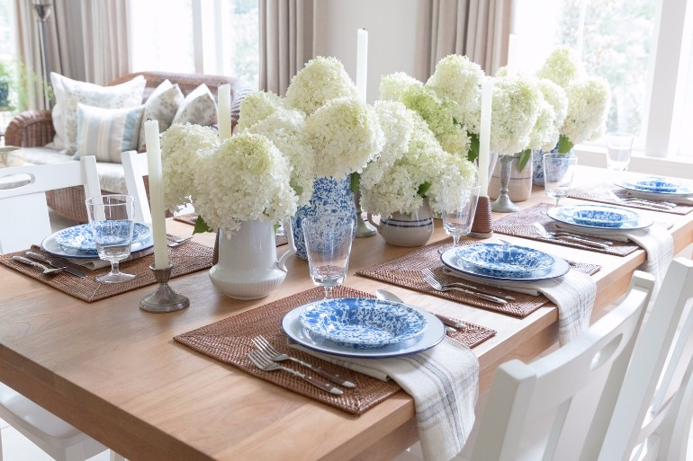 20 Light-Filled Dining Room Designs To Inspire Yourself 12