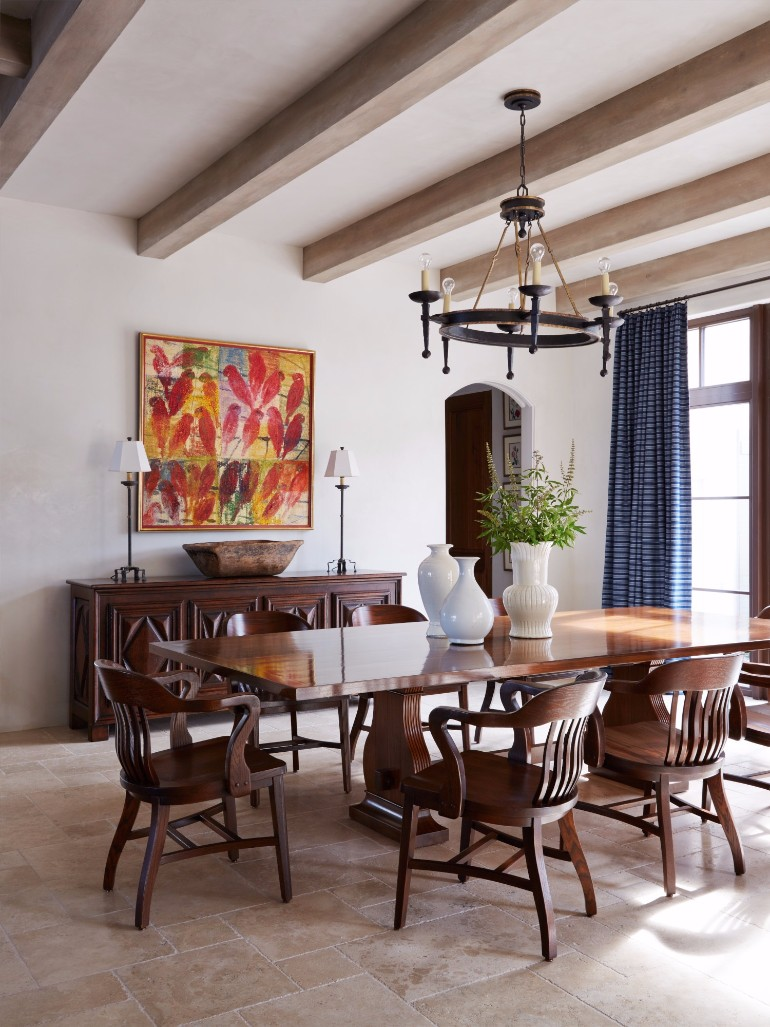20 Light-Filled Dining Room Designs To Inspire Yourself 14