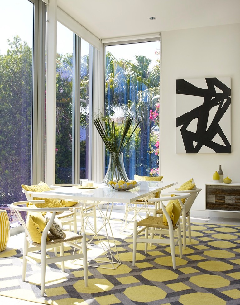 20 Light-Filled Dining Room Designs To Inspire Yourself 15