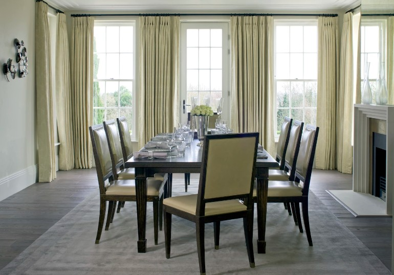 20 Light-Filled Dining Room Designs To Inspire Yourself 16