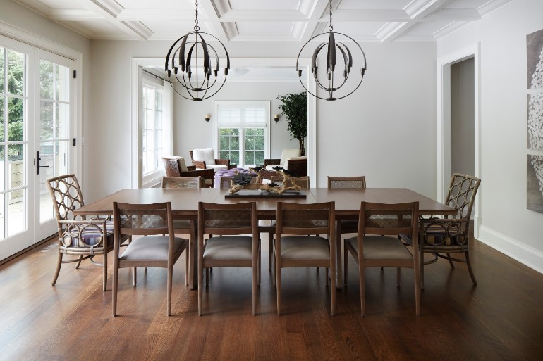 20 Light-Filled Dining Room Designs To Inspire Yourself 17