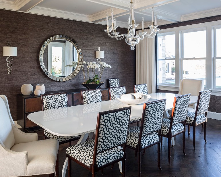 20 Light-Filled Dining Room Designs To Inspire Yourself 19