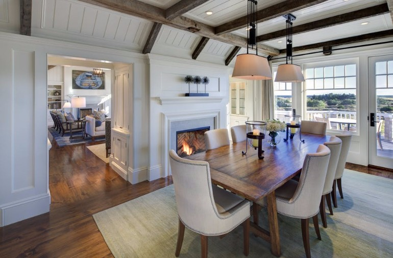 20 Light-Filled Dining Room Designs To Inspire Yourself 20