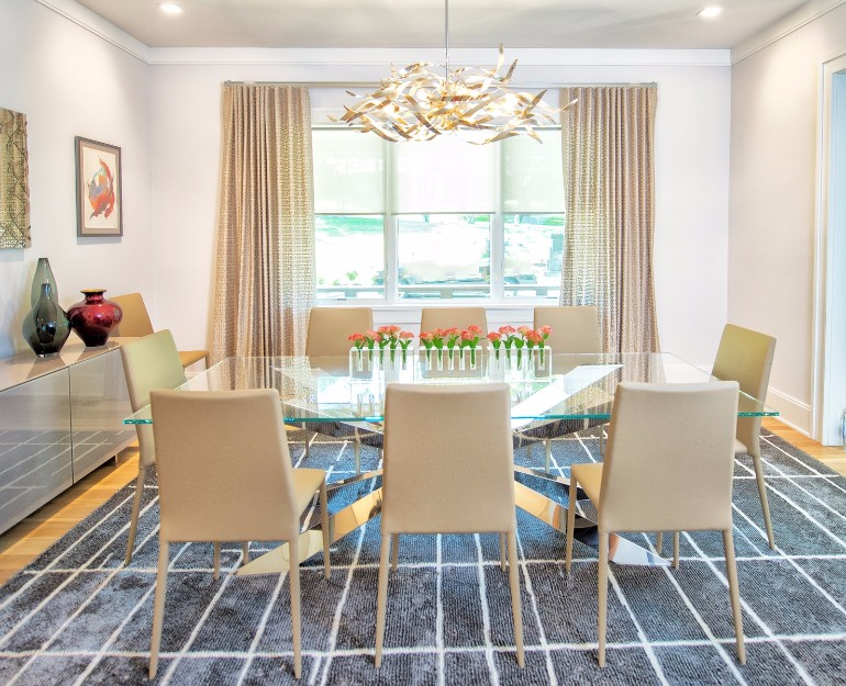 20 Light-Filled Dining Room Designs To Inspire Yourself 2jpg