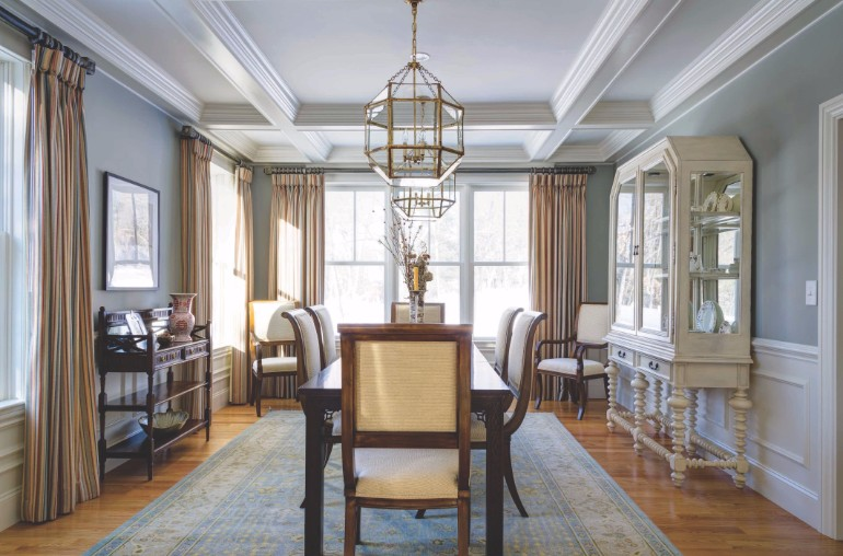 20 Light-Filled Dining Room Designs To Inspire Yourself 5