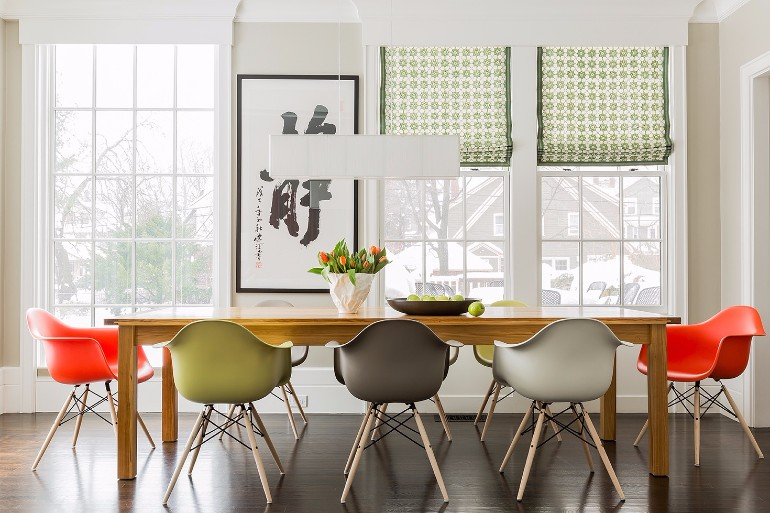 20 Light-Filled Dining Room Designs To Inspire Yourself 6