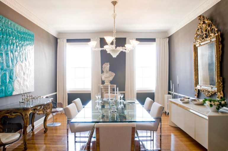 20 Light-Filled Dining Room Designs To Inspire Yourself 7