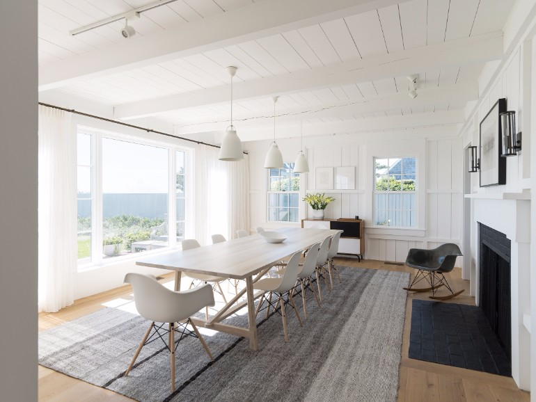 20 Light-Filled Dining Room Designs To Inspire Yourself 8