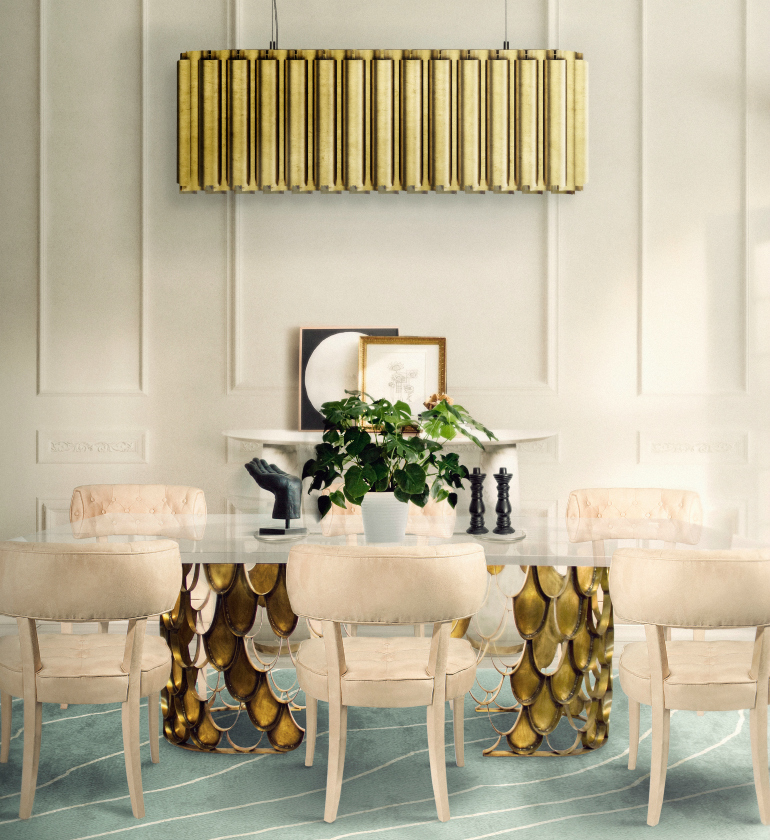 4th Of July Decorating Ideas For A Modern Dining Room