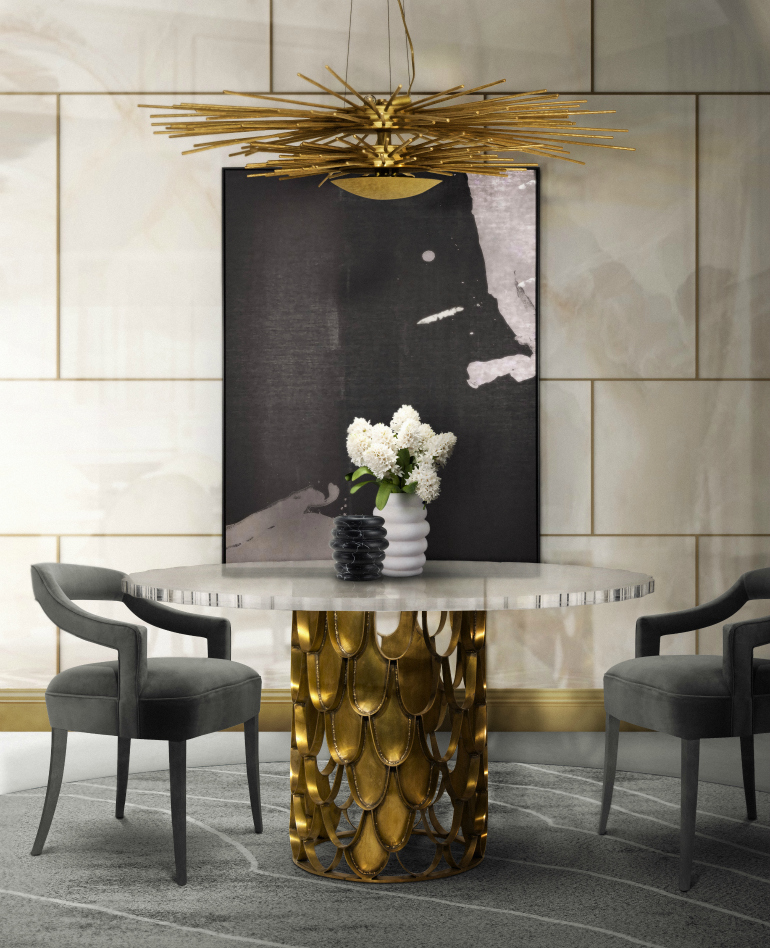 8 Wonderful Reasons To Add Flowers To Your Dining Room Decor dining room decor 8 Wonderful Reasons To Add Flowers To Your Dining Room Decor 8 Wonderful Reasons To Add Flowers To Your Dining Room Decor 7