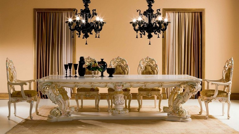 5 Dining Room Tables To Use in a Luxury Set dining room tables 5 Dining Room Tables To Use in a Luxury Set brabbu ambience press 99 HR