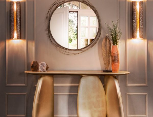 10 Dining Room Mirrors That Steal The Show