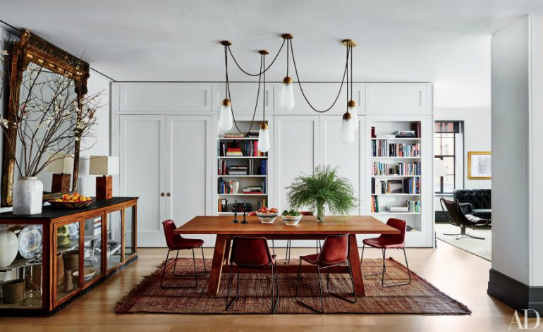 A Roundup Of The Best Dining Room Ideas On The Blog dining room ideas A Roundup Of The Best Dining Room Ideas On The Blog 10 Fantastic Mid Century Modern Dining Room Ideas To Copy 7 e1500982722792
