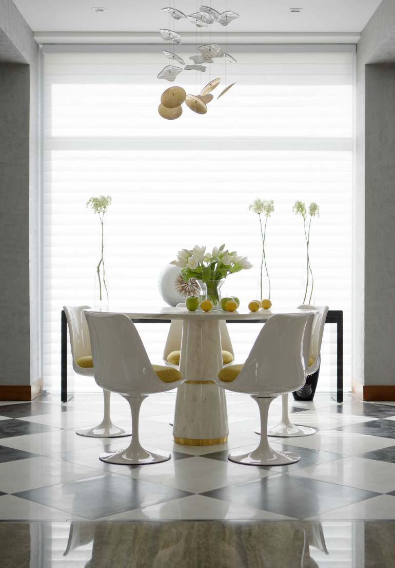 10 Ways To Add Greenery To Your Dining Room Decoration