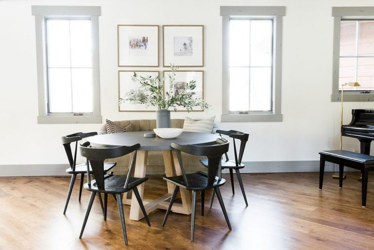 9 Stunning Dining Room Decor Ideas To Steal From Studio McGee dining room decor ideas 9 Stunning Dining Room Decor Ideas To Steal From Studio McGee 7static1