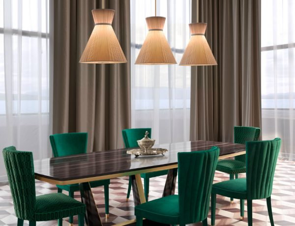 9 Beautiful Modern Dining Room Chairs That Steal The Show