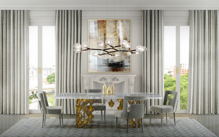 dining room design How To Create A Chic Neutral Dining Room Design How To Create A Chic Neutral Dining Room Design 2