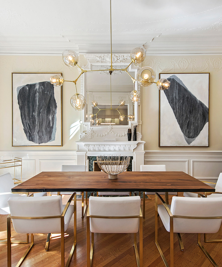 8 Metal-Frame Dining Room Chairs That You'll Covet dining room chairs 8 Metal-Frame Dining Room Chairs That You'll Covet The Most Stylish Dining Room Chairs That You Need In Your Life 2