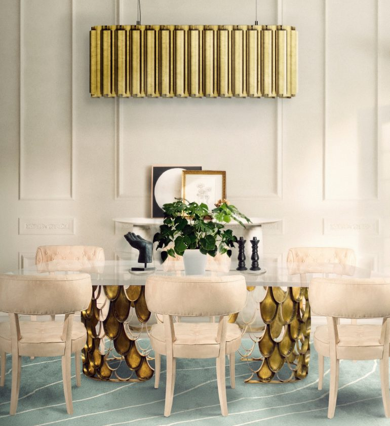 dining room chairs Top 6 Stunning Design Dining Room Chairs You'll Love The Most Stylish Dining Room Chairs That You Need In Your Life 3 e1501587183487