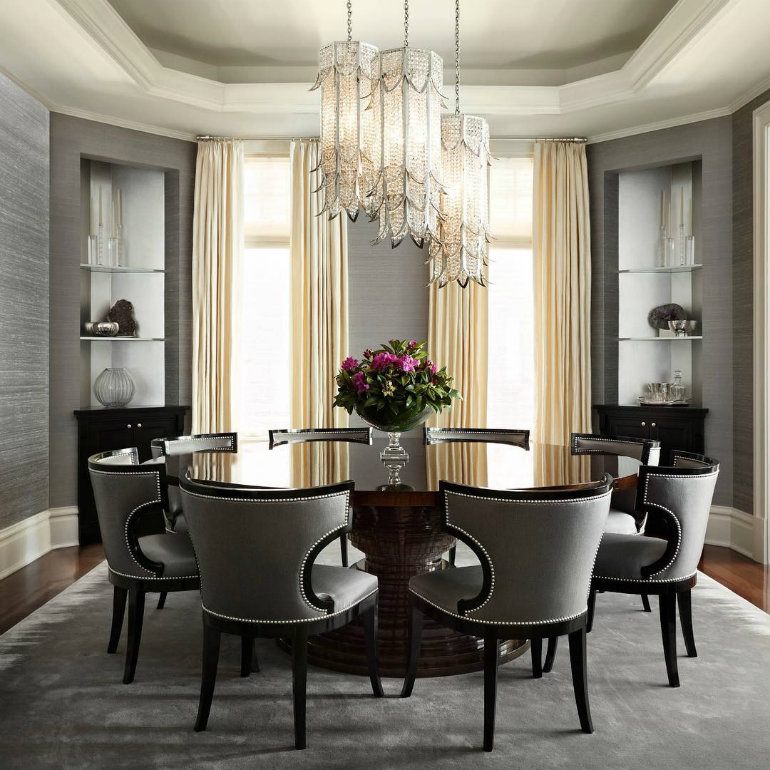 You Need A Grey Dining Room Decor dining room decor 13 Reasons Why You Need A Grey Dining Room Decor 2f59908be1496f0720935b403355885b