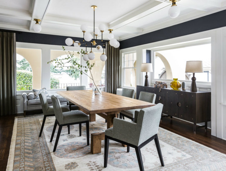 7 Dark & Moody Dining Room Design Ideas Worth Copying dining room design 7 Dark & Moody Dining Room Design Ideas Worth Copying 4 1