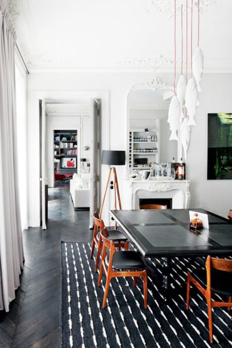 dining room design 7 Dark & Moody Dining Room Design Ideas Worth Copying 7