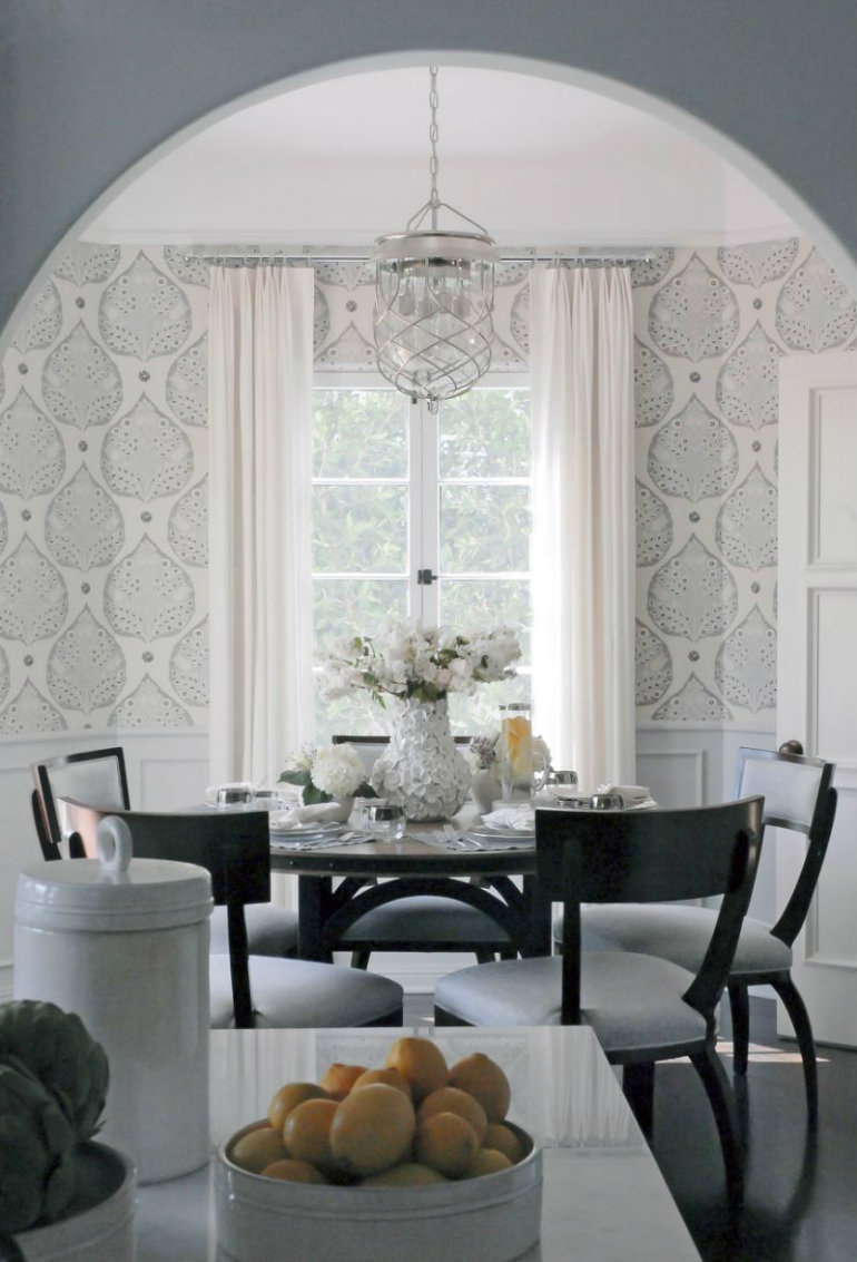 You Need A Grey Dining Room Decor dining room decor 13 Reasons Why You Need A Grey Dining Room Decor 8