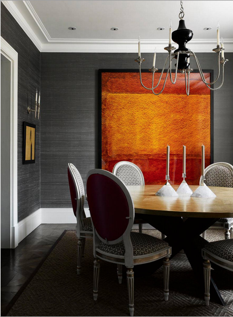 You Need A Grey Dining Room Decor dining room decor 13 Reasons Why You Need A Grey Dining Room Decor 9