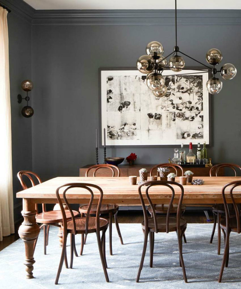 dining room decor 13 Reasons Why You Need A Grey Dining Room Decor Una Dimora Vittoriana 6