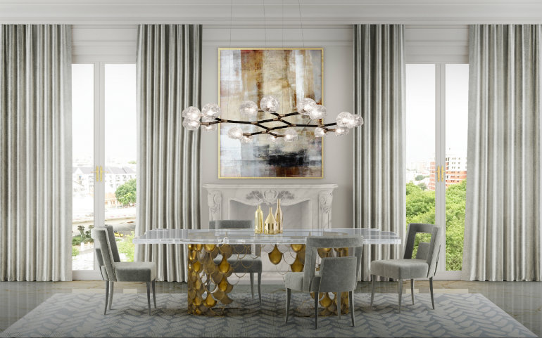 dining room design How To Create A Minimalist Dining Room Design 8