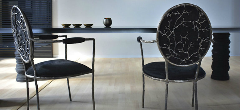 8 Metal-Frame Dining Room Chairs That You'll Covet dining room chairs 8 Metal-Frame Dining Room Chairs That You'll Covet antr1