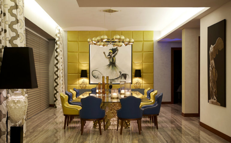 Modern Dining Room  modern dining room Best Modern Dining Room you won't miss Best Modern Dining Room