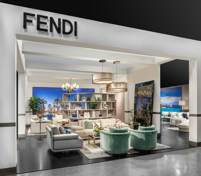 Maison et Objet 2018 maison et objet 2018 Maison et Objet 2018: New Collections You Don't want to Miss! Fendi Maison And Objet Americas Miami Design Booth