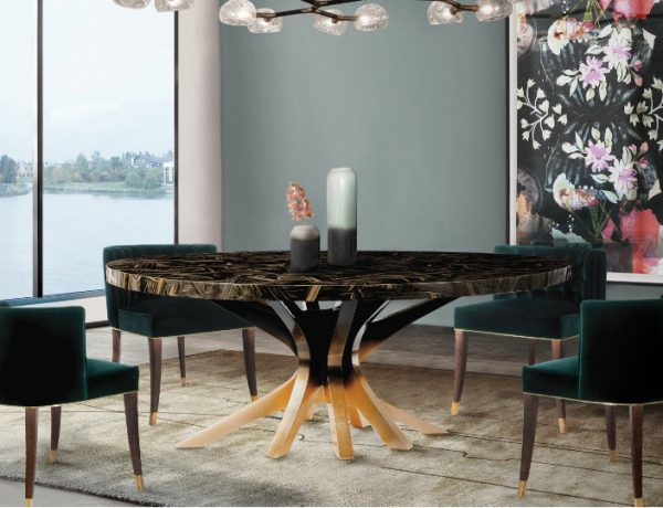 9 Modern Rugs Ideas For Your special Dining Room