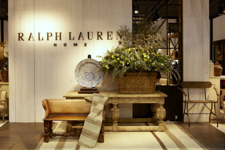 Maison&Objet  maison et objet 2018 Maison et Objet 2018: New Collections You Don't want to Miss! MAISONOBJET 2015 LuxDeco Ralph Lauren