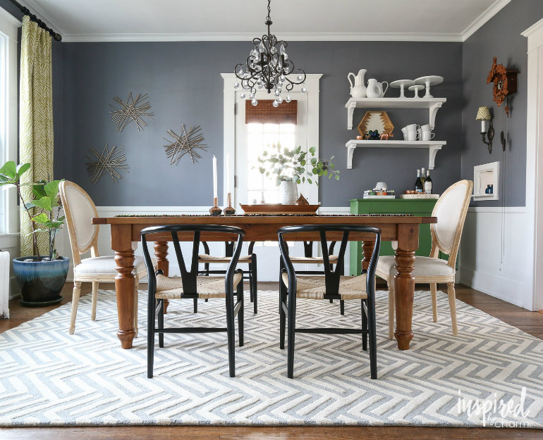 Decorating Ideas Modern Rugs 9 For Your Special Dining Room