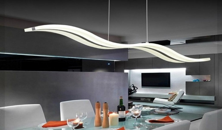 lighting lighting ideas Charming Lighting Ideas for Dining Rooms modern interior design