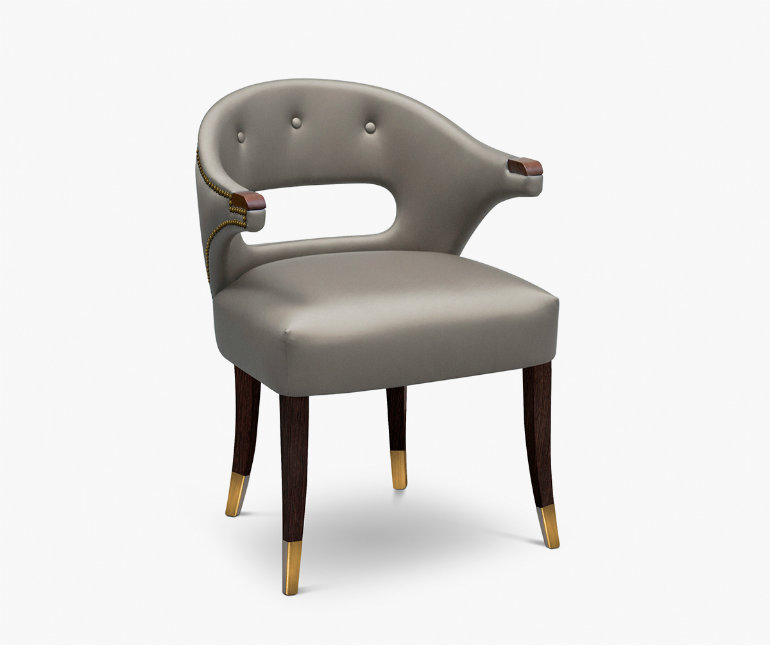 Modern Dining Room modern dining room Nanook Dining Chair: a Touch of Charm in your Modern Dining Room nanook piece of the week