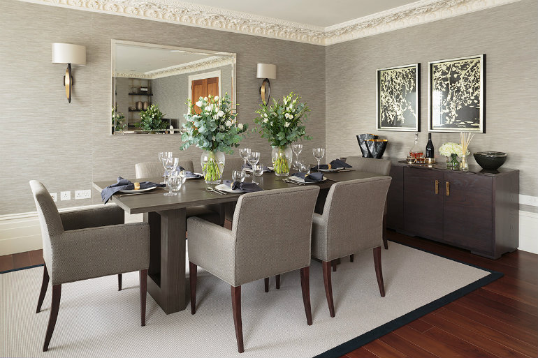 Modern Rugs Ideas 9 For Your Special Dining Room Rug