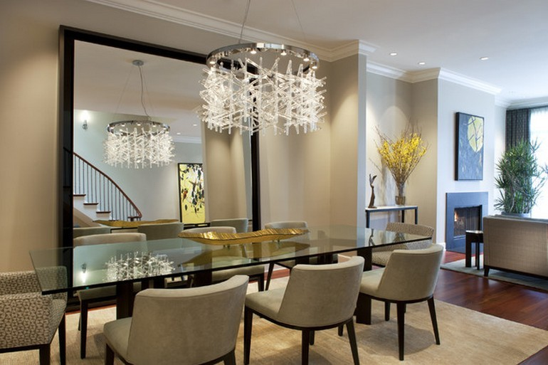 dining room ideas Top 10 Dining Room Ideas For Your Interior Design Project mirror concept 2
