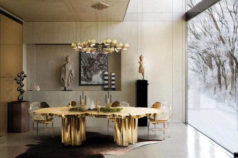 10 DESIGN TIPS FOR YOU DINING ROOM