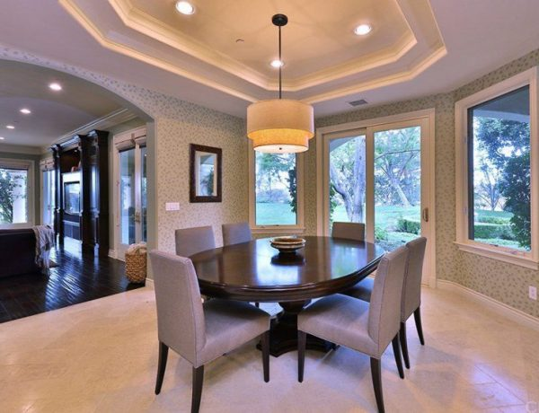 Top 10 Celebrity Dining Rooms For You To Inspire Your Dining Room