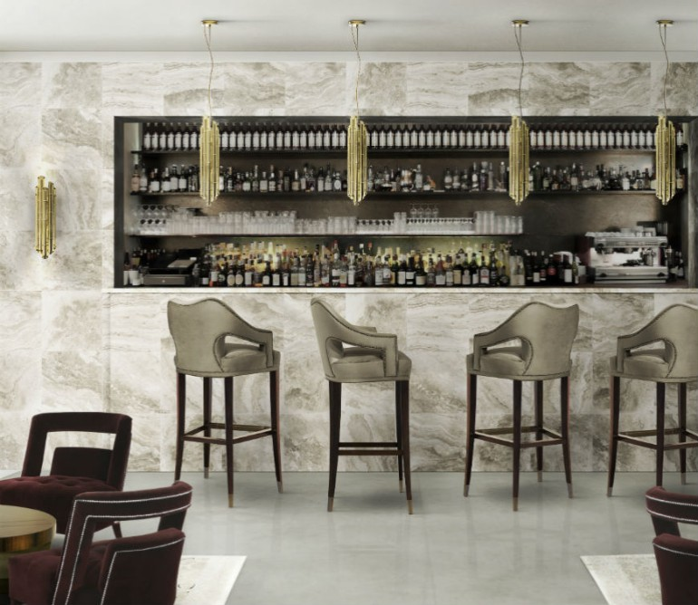 Bar Chairs that any Dining Room Needs bar chairs Bar Chairs that any Dining Room Needs Wonderful Bar Furnishing Sets to Inspire Your Home Bar Design 13