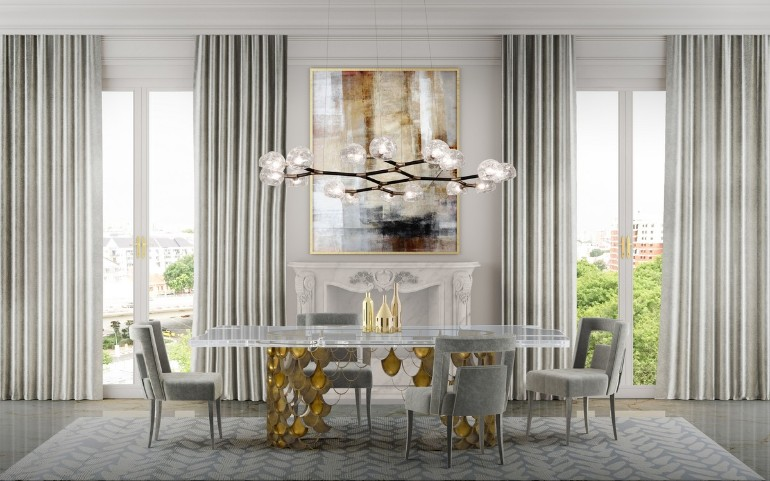 dining room Finest Dining Rooms from Brabbu That Will Change Your Life Finest dining room furniture from BRABBU 8