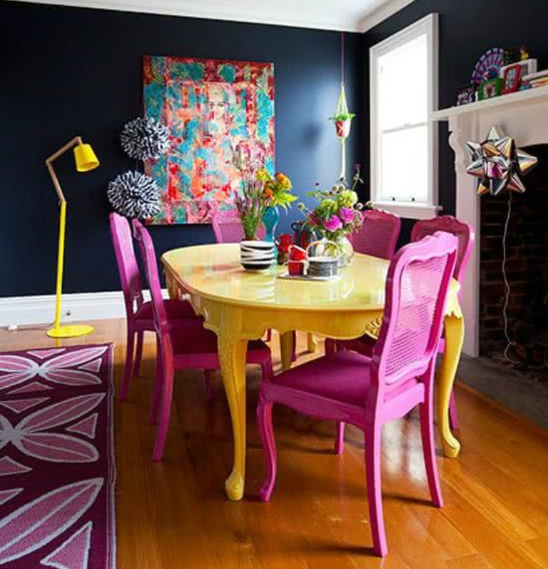 Latest Trend Colors for Dining Room in 2019 modern dining room Latest Trend Colors for Modern Dining Room in 2019 Latest Trend Colors for Modern Dining Room in 2019 10