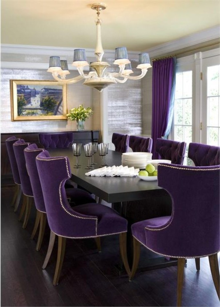 Latest Trend Colors for Modern Dining Room in 2019 modern dining room Latest Trend Colors for Modern Dining Room in 2019 Latest Trend Colors for Modern Dining Room in 2019 3