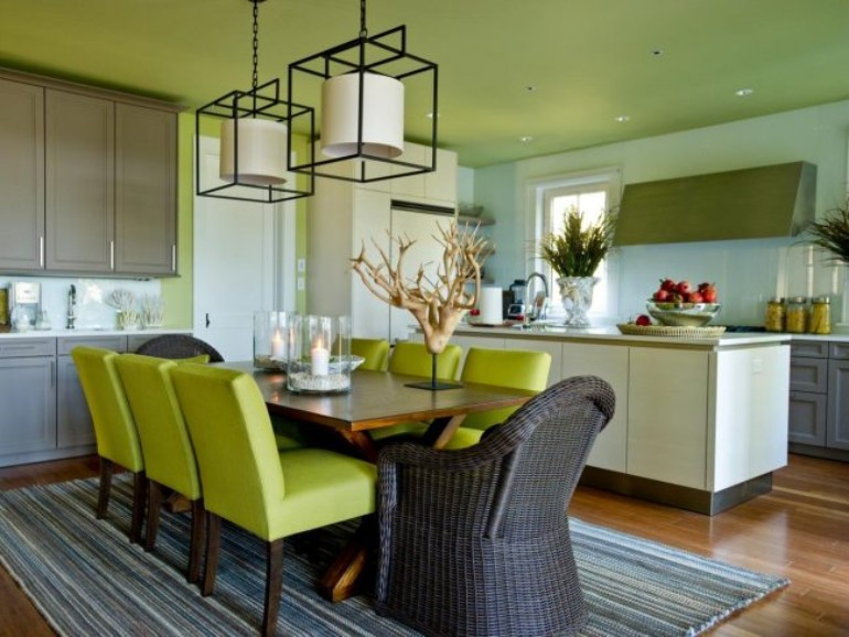 Latest Trend Colors for Modern Dining Room in 2019 modern dining room Latest Trend Colors for Modern Dining Room in 2019 Latest Trend Colors for Modern Dining Room in 2019 6