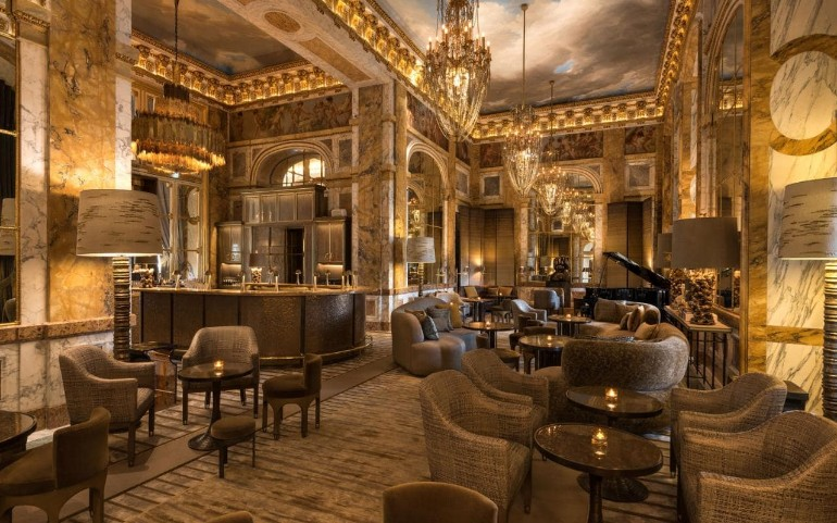 The Best Luxury Hotels Dining Room in Paris hotels dining room The Best Luxury Hotels Dining Room in Paris The best luxury hotels dining room in Paris1