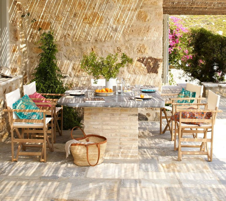 Top 10: Best Outdoor Dining Room Decor for Summer dining room decor Top 10: Best Outdoor Dining Room Decor for Summer Best Outdoor Dining Room D  cor for Summer7